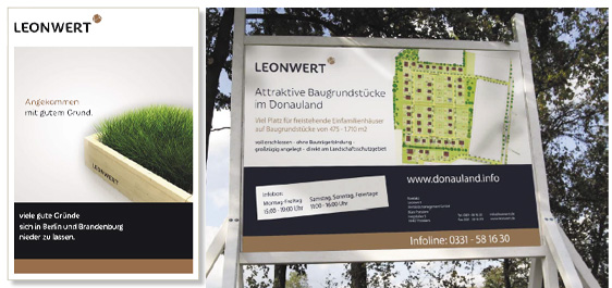 Corporate Design Immobilien Firma